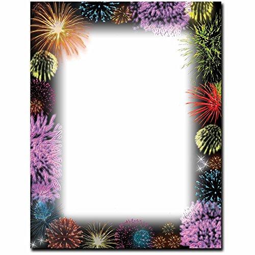 Paper Fireworks (Fireworks Letterhead Laser & Inkjet Printer Paper, 100 pack)