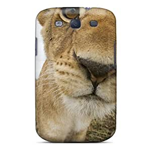Slim Fit Tpu Protector Shock Absorbent Bumper Curious Puppy Case For Galaxy S3