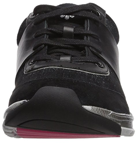 Black Blair Foot Women's Sneaker Petals Multi with Cushionology Jogger Fashion 4qP8wqE