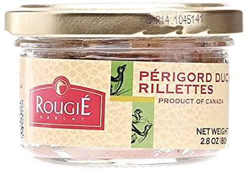 Rougie - Duck Rillettes from Perigord (Canada) 2.8oz ()