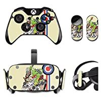 MightySkins Skin Decal Wrap Compatible with Oculus Sticker Protective Cover 100's of Color Options