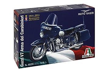 Italeri - Maqueta de Motocicleta Escala 1:9