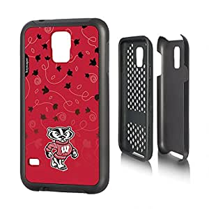 Wisconsin Badgers Galaxy S5 Rugged Case Swede NCAA