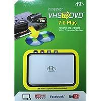 Honestech VHS to DVD 7.0 Plus, Video Conversion Solution Kit