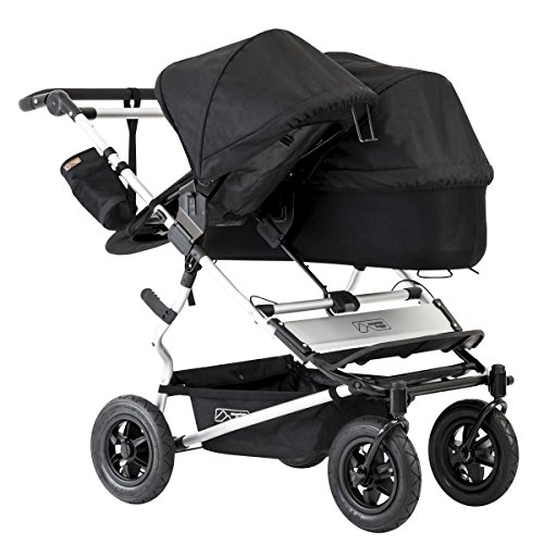 Mountain Buggy Duet 2016 Double Stroller, Black by Mountain Buggy (Image #7)