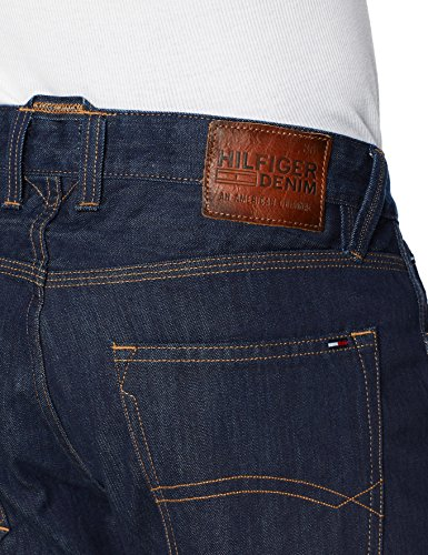 906 Uomo Jeans Hilfiger Raw Denim Michigan RqpUtw