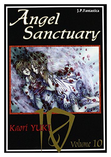 Angel Sanctuary (Tom 10) [ KOMIKS] Kaori Yuki