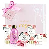 Bath Spa Gift Box for Women - Luxurious 6 Piece