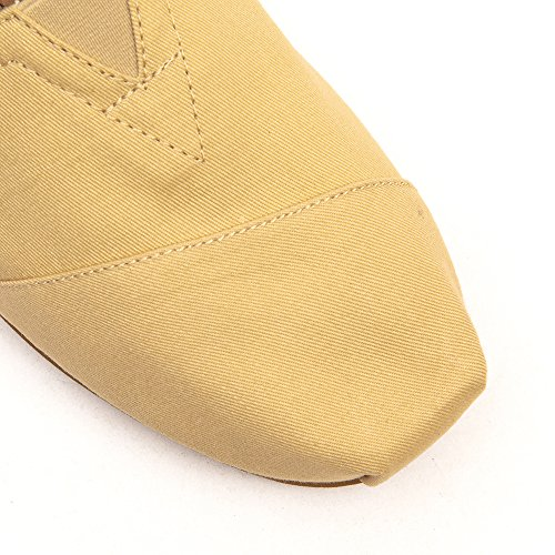 Toms Mens Twill Classic Chamois Casual Shoe 9 Men Us