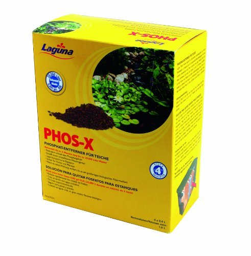 Laguna Phos (Laguna Phos-X Phosphate Remover, Water Treatment by Laguna)