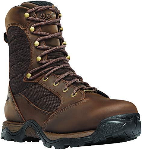 "Danner 41340 Men's Pronghorn 8"" GTX Hunting Shoe, Brown - 10 D US"