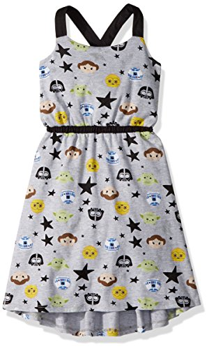 Star Wars Big Girls' Tsum Racerback Dress