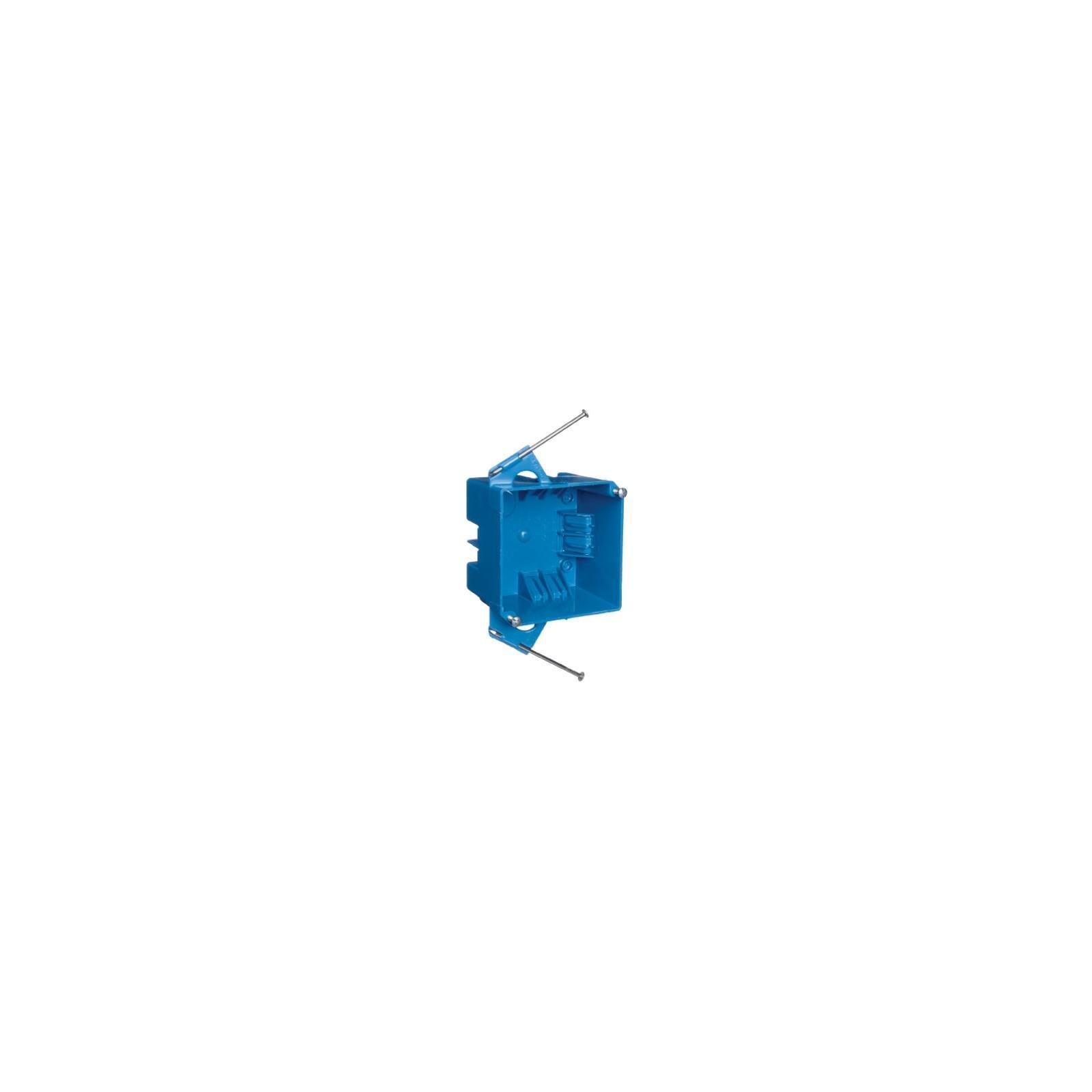 Carlon Junction Box 32 Cu In Pvc 2 Gang Blue Bulk