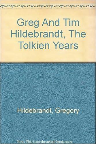 Greg And Tim Hildebrandt, The Tolkien Years