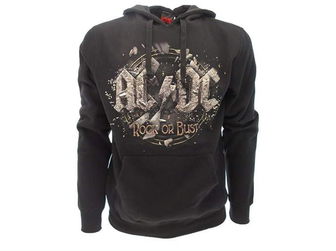 AC/DC official product - Sudadera con Capucha - Hombre: Amazon.es: Ropa y accesorios