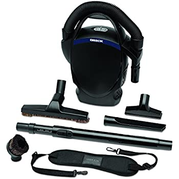 Amazon Com Oreck Super Deluxe Compact Canister Vacuum