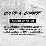 Color X-Change Semi-Permanent Hair Color, RENEGADE
