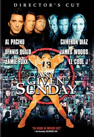 Any Given Sunday (DVD/WS/Directors Cut/RE-PKG)
