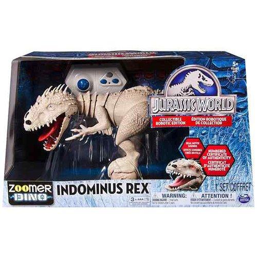 Jurassic World Zoomer Dino Indominus Rex