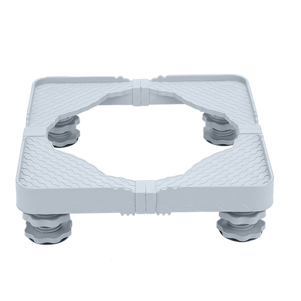 Mini-Washing Machine at The End Stainless Steel Bracket -Casters