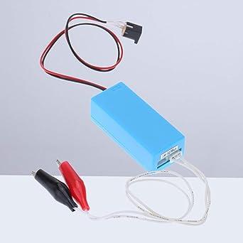 Hemobllo lámpara tubo probador portátil ccfl luz de fondo lcd pantalla mantenimiento probador: Amazon.es: Industria, empresas y ciencia