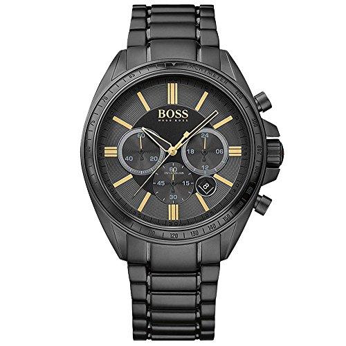 HUGO BOSS BLACK Mens Driver Chronograph Watch, 1513277
