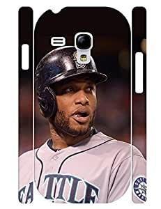 Awesome Collection Mobile Phone Case Inspiring Guy Baseball Athlete Printed Solid Case Cover for Samsung Galaxy S3 Mini I8200 (XBQ-0050T)
