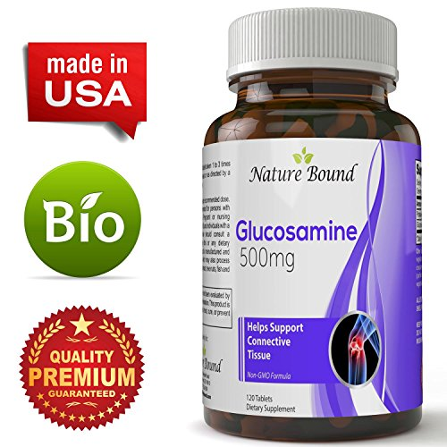 Pure-Glucosamine-Complex-500mg-Natural-Joint-Support-Supplements-Pain-Relief-Supplement-Ensure-Immune-Health-Mobility-Health-Supplement-for-Aches-Soreness-Inflammation120-TABLETS