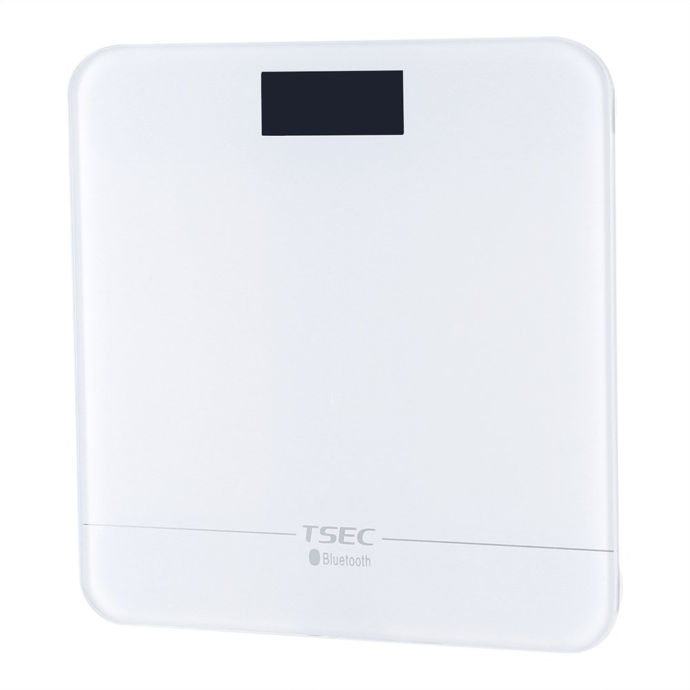 Fdit Digital Body Weight Bathroom Scale Smart Electric Bluetooth Weight Scale with Digital LCD Display Body Health Monitor on Phone