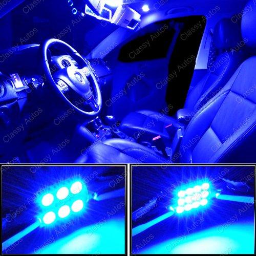 hyundai veloster blue interior. amazoncom classy autos veloster blue interior led package 4 pieces automotive hyundai blue