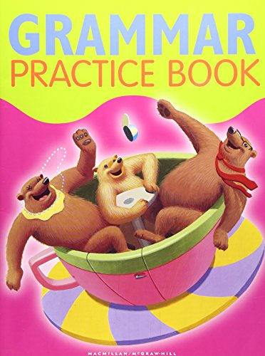 Grammar Practice Book - Grade 2 (OLDER ELEMENTARY READING)