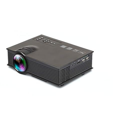 Proyector portátil, proyector HD with1080P Soporte al aire libre ...