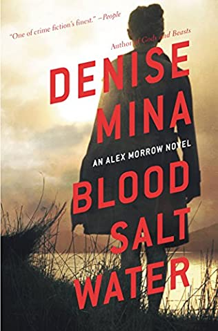 book cover of Blood, Salt, Water