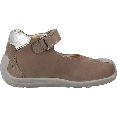 Chicco Zapatos de Cordones Para Niña, Color Marrón, Marca, Modelo Zapatos De Cordones Para Niña GRAF Marrón