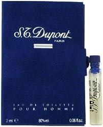 ST DUPONT by St Dupont Vial (sample) .06 oz For Men