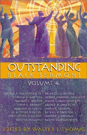 Download Outstanding Black Sermons [Paperback] [2001] (Author) Walter S. Thomas PDF