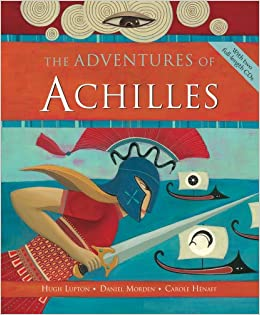 The Adventures of Achilles [With 2 CDs] (Advanced Placement (AP) Crash Course)