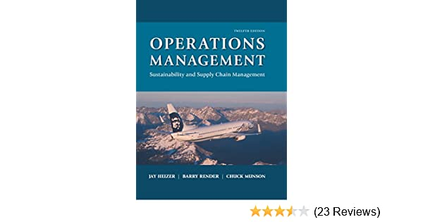 Amazon operations management sustainability and supply chain amazon operations management sustainability and supply chain management ebook jay heizer barry render chuck munson kindle store fandeluxe