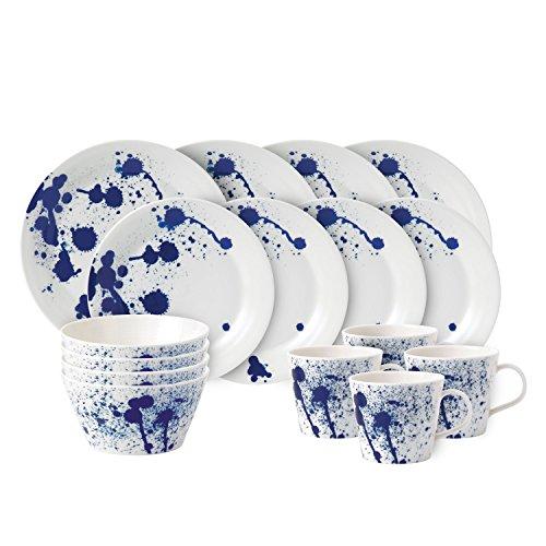 Royal Blue Dinnerware - 7