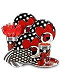 Ladybug Party Standard Kit Serves 8 Guests