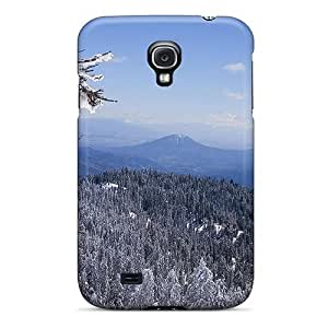 Faddish Phone Frozen Woods Case For Galaxy S4 / Perfect Case Cover