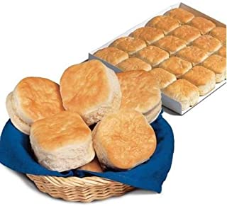 product image for Bridgford Foods Old South Easy Break Buttermilk Biscuit, 2.25 Ounce -- 100 per case.
