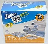 Ziploc Space Bag 30 Bag Space Saver Set (m5tk2q)
