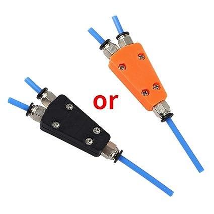 RONSHIN 2 Inlet 1 Iutlet extrusor de módulo de junta neumática ...