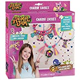Make It Real – Animal Jam Charm Locket. DIY Animal Jam Themed Locket and Charms Jewelry Making Kit for Girls. Design and Craft Animal Jam Floating Charm Locket Necklace and Charm Bracelets