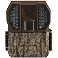Stealth Cam STC-RX36 CAMO, 8 MP Scouting Camera, 4 Pack