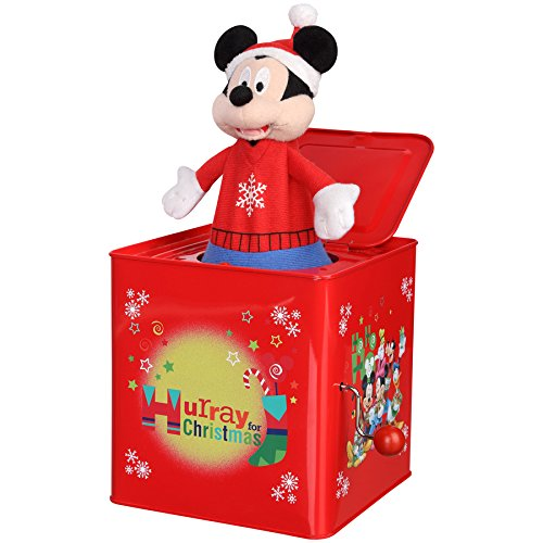 低価格の ( 1 ) Mickey & Friends in Musical Jack Musical in Mickey theボックスFigurine 39072 B076DRWTRM, Renard:98036462 --- arcego.dominiotemporario.com