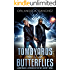 Tombyards & Butterflies: A Montague and Strong Detective Novel (Montague & Strong Case Files Book 2)