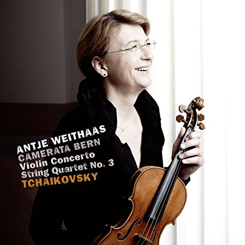 Tchaikovsky Violin Concertos - Tchaikovsky: Violin Concerto Op. 35; String Quartet No. 3