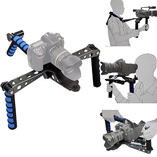 Patuo Foldable Shoulder Camcorder Stabilizer